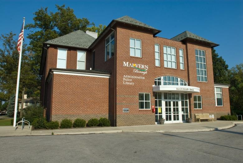 Malvern Library