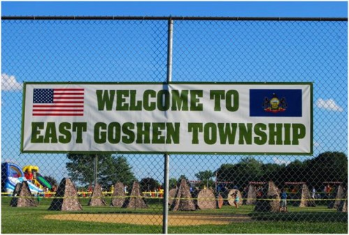 Welcome to East Goshen
